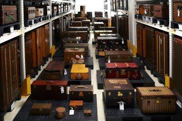 La Galerie Louis Vuitton S'ouvre à Asnières