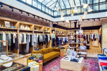 J. Crew, the American ready-to-wear At the heart of the Marais