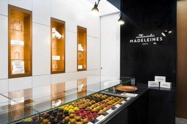 Délicates madeleines