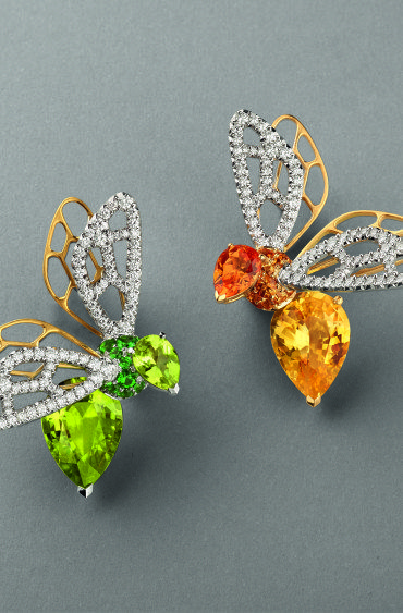 A showcase for Chaumet's history