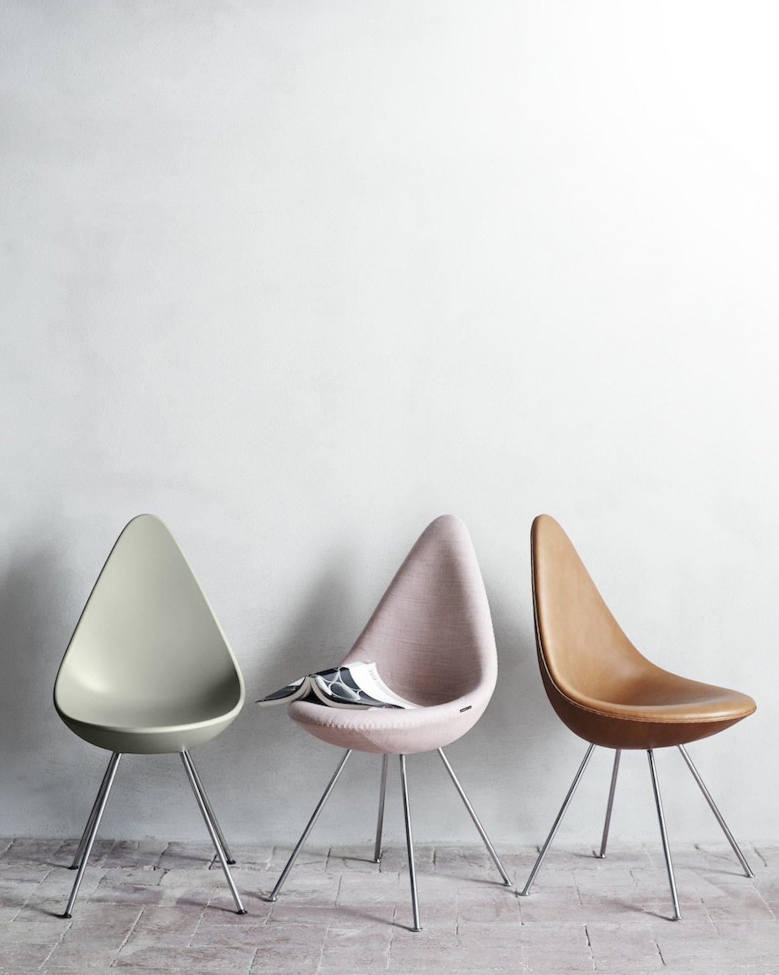 Drop. Arne Jacobsen – Fritz Hansen