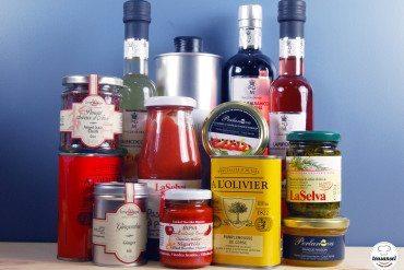 Gourmands sans sel Un temple pour les produits