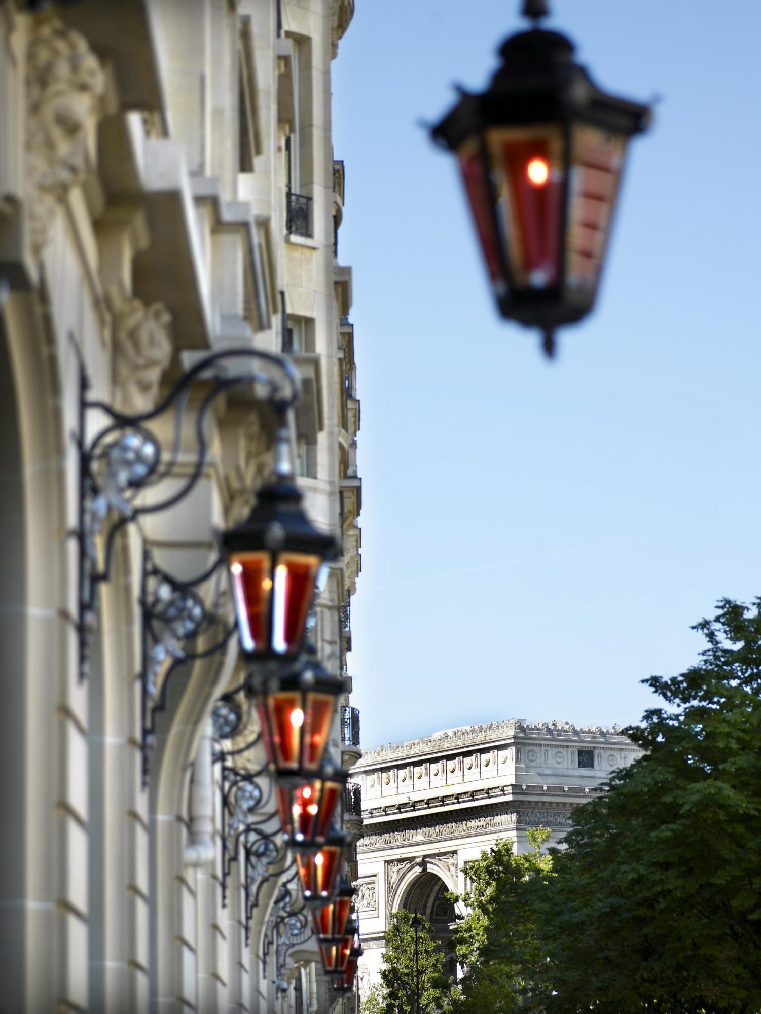 Le Royal Monceau Raffles Paris – Facade 4