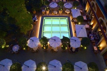 Le Royal Monceau Raffles Paris The arty Palace hotel