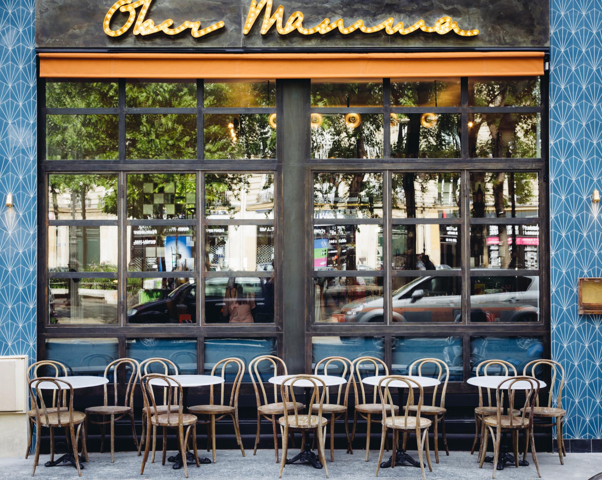 restaurant ober mamma paris capitale. Black Bedroom Furniture Sets. Home Design Ideas