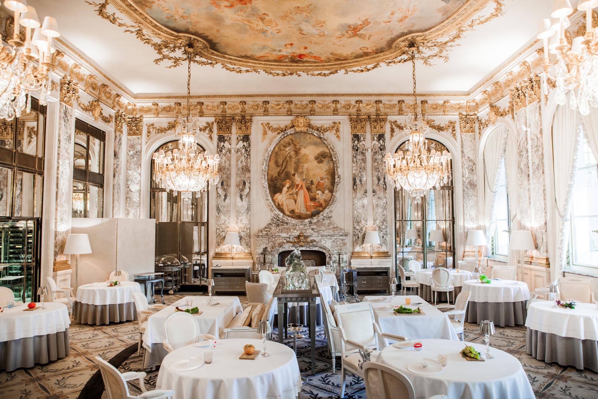 Hôtel le meurice paris capitale
