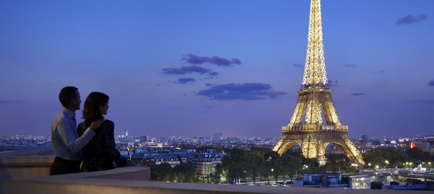 Shangri la h tel paris paris capitale for Hotel couple paris