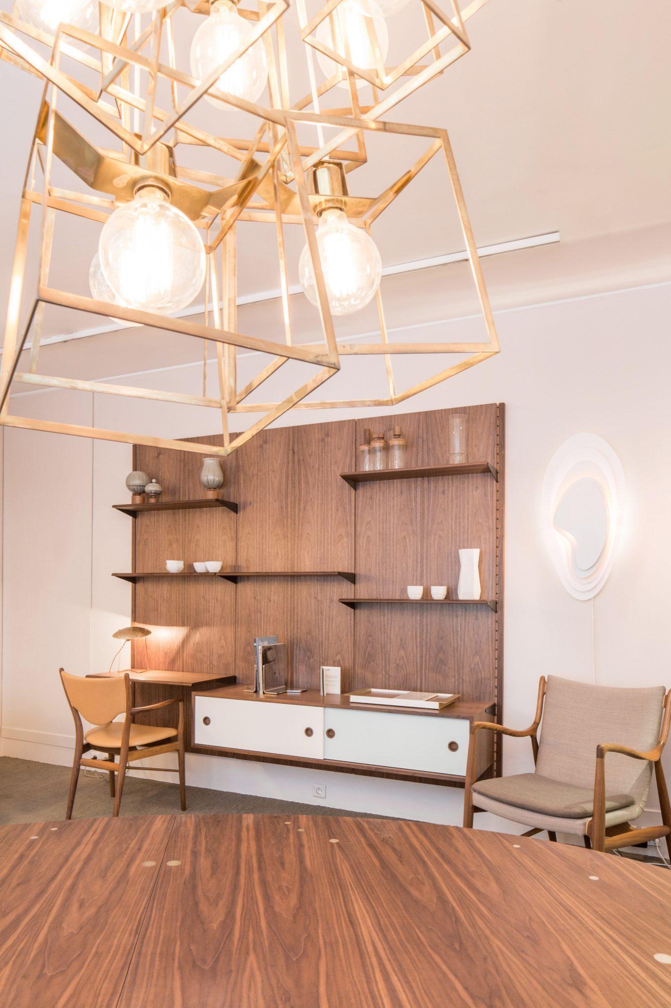 Showroom, Triode, Paris, France