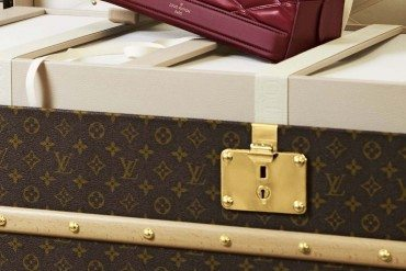 Louis Vuitton pose ses malles au Grand Palais