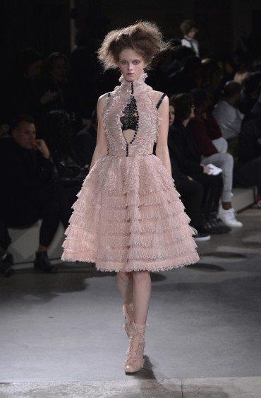Alexander McQueen's first Parisian boutique