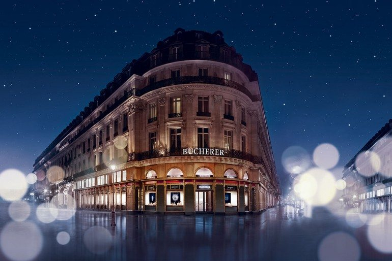 Bucherer Paris,