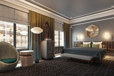 Evok Hôtels Collection A fresh vision of luxury hotels