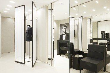 Dior Homme L'homme en capitale