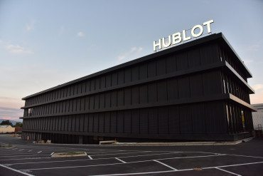 Hublot L'ambition comme talent
