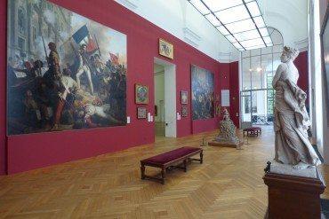 Une nouvelle galerie romantique au Petit Palais