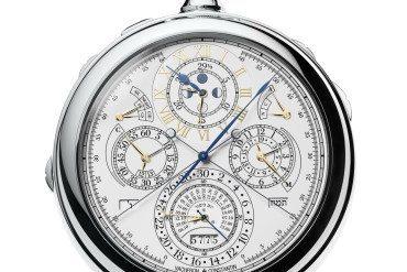 Vacheron Constantin 260 ans d'épopée horlogère
