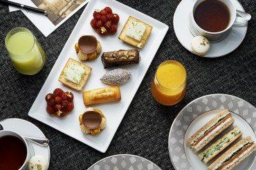 Tea Time dans les palaces parisiens
