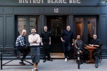 Bistrot Blanc Bec Bons plats et bonnes bouteilles