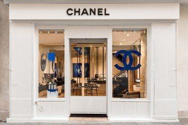 Chanel brings beauty to the Marais