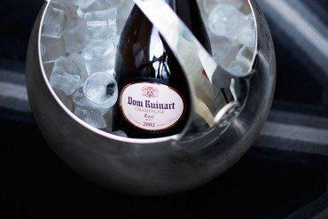 Dom Ruinart Brut Rosé 2002