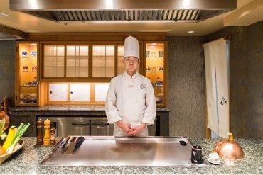 Teppanyaki Ginza Onodera Une idée de la grande cuisine japonaise