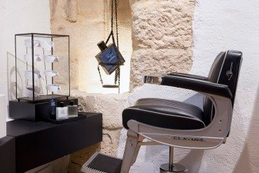 Shave in Style Le Barbier de Chanel