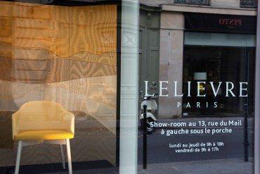 Lelièvre, des beaux tissus