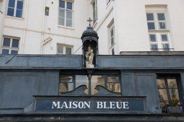 Maison Bleue, cultive la beauté intérieure