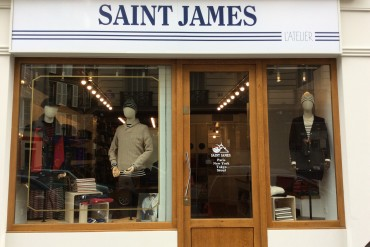 Saint James l'atelier L'indémodable