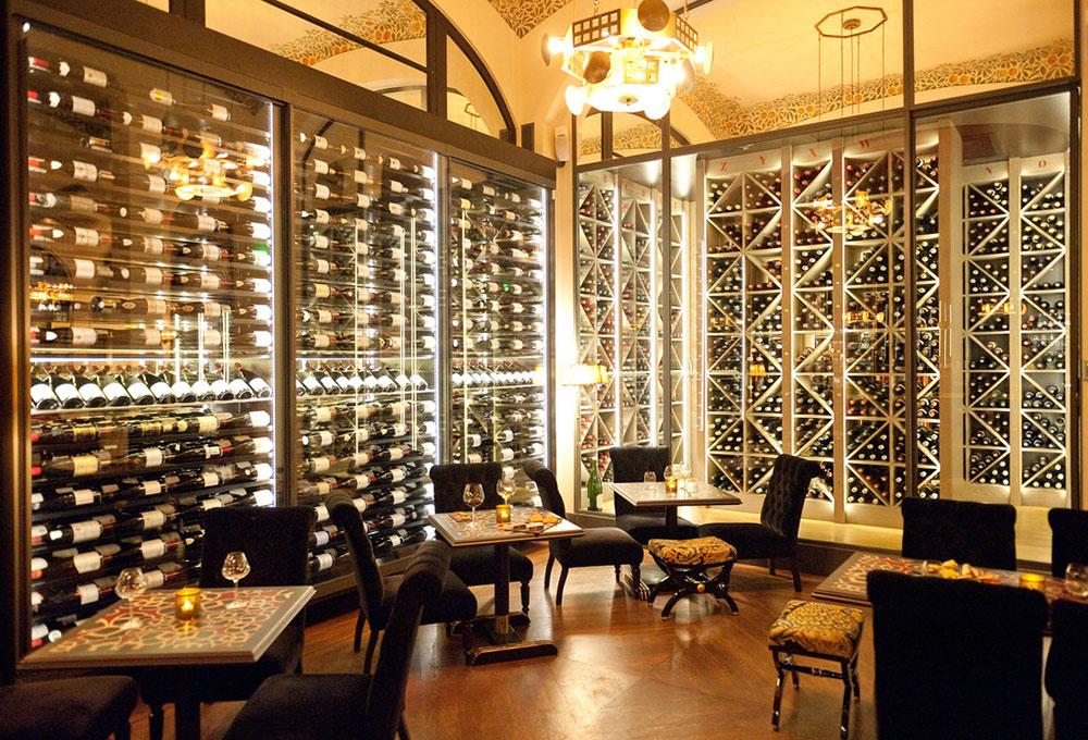 Restaurant La Alchimie Paris