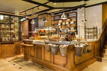 Le Hilton Paris et le Pain Quotidien font table commune