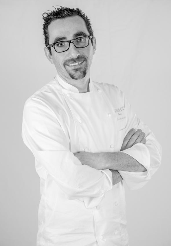Jean Sevegnes chef cuisine laduree paris