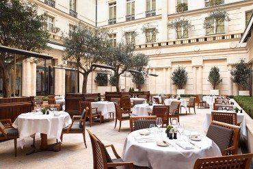 La Terrasse du Park Hyatt Paris-Vendôme