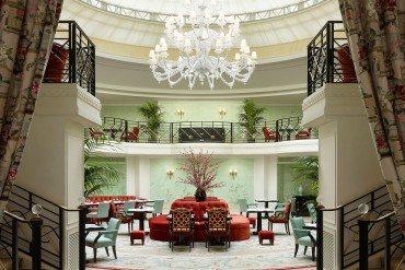 La Bauhinia au Shangri-La Hotel, Paris