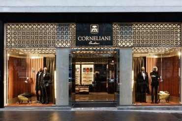 Corneliani L'élégance italienne intemporelle