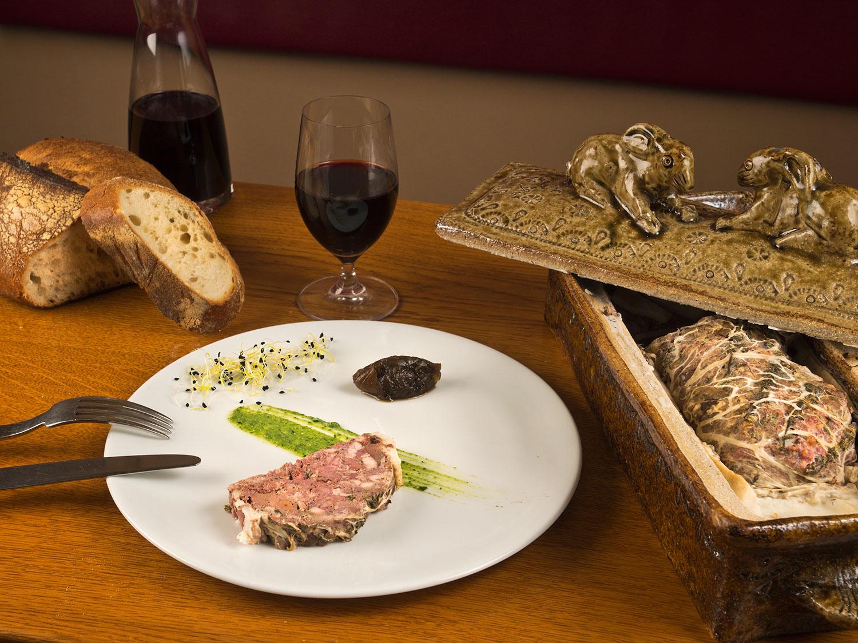Restaurant Le Zaganin Paris