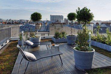 Hôtel Paris Bastille Boutet, le charme du design industriel