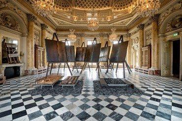 Jannis Kounellis Dépouiller la Monnaie de paris