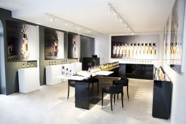 A pop-up store for Dior's exceptional fragrances