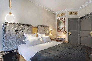 Esprit maison de famille pour le Handsome Hôtel