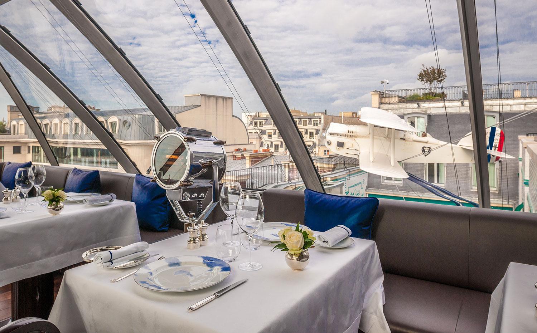 restaurant gastronomique l 39 oiseau blanc paris capitale. Black Bedroom Furniture Sets. Home Design Ideas
