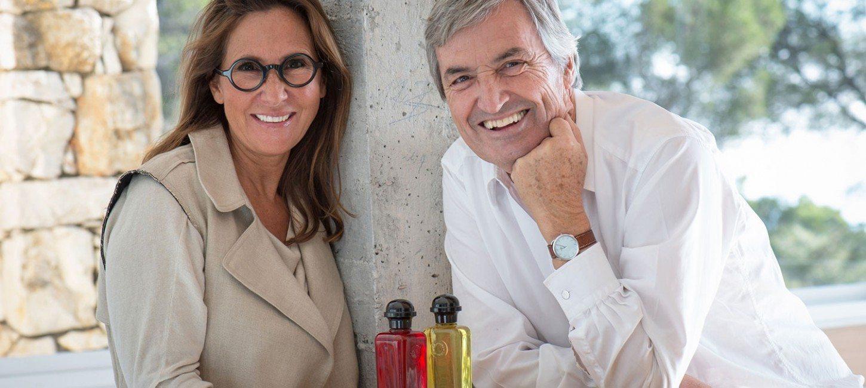 Rencontre Parfums Hermès Duo Gagnant Paris Capitale