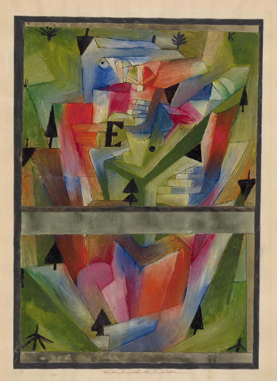 paul-klee-centre-pompidou-paysage-en-baviere-1921-art-contemporain
