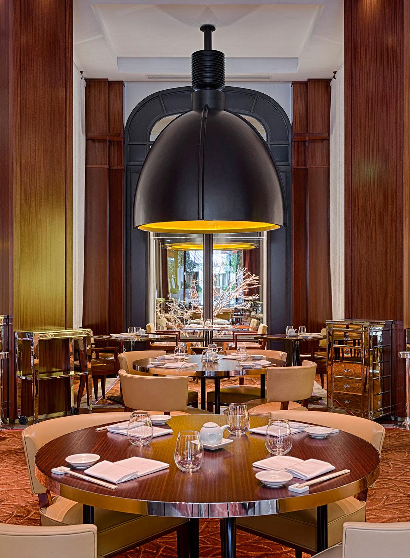 Restaurants japonais nobu paris paris capitale for Restaurant le jardin royal monceau