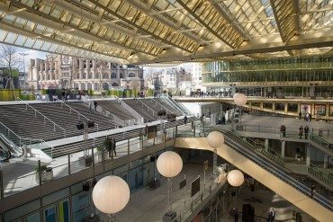 La Canopée, Les Halles enters the 21st century
