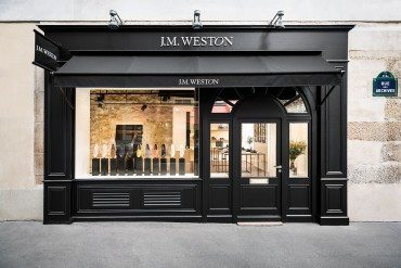 Weston gets a foothold in the Marais