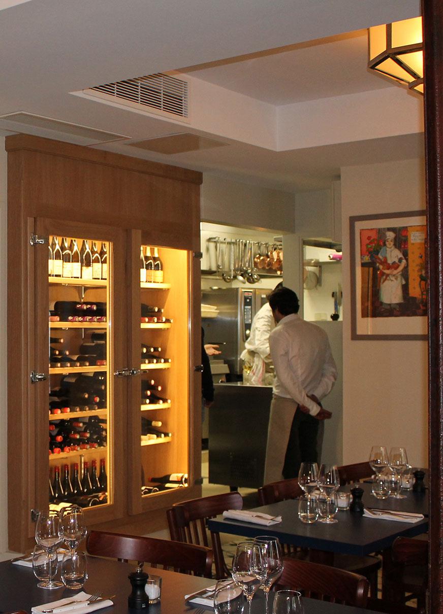 Bistros restaurant ja s paris capitale - Restaurant thiou paris ...