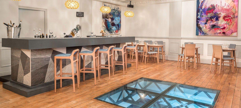 Salle A Manger Paris restaurant tendance - la démesure | paris capitale