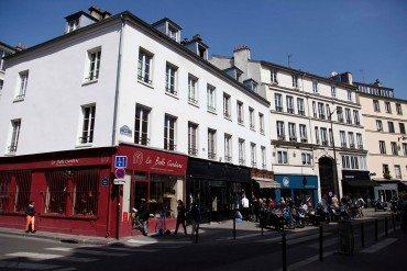 Rue de Charonne goes bourgeois-bohème