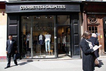Courbettes et galipettes